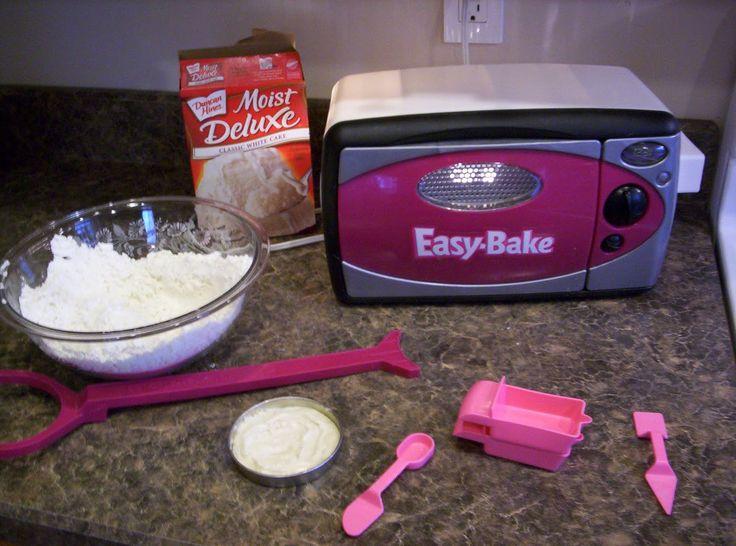 Easy Bake recipes!