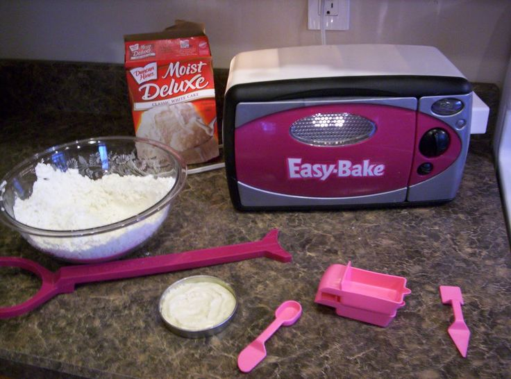 Easy Bake recipes!