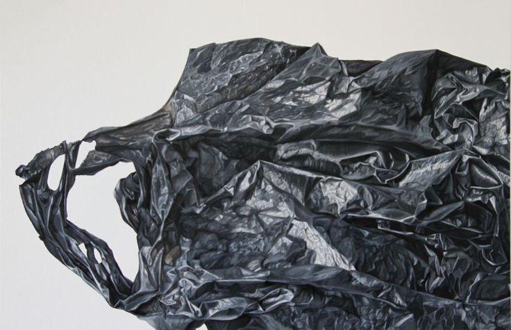 Superfluous (Monday). Marita Hewitt. Watercolour on paper.