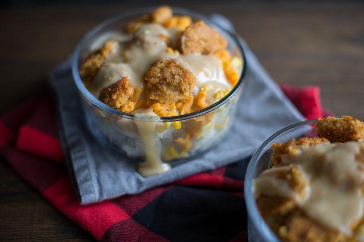 Vegan KFC famous bowls : Ecorazzi