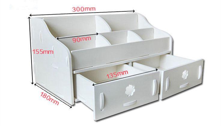 Barato Caixa de armazenamento de madeira impermeável de plástico caixa de cosméticos caixa de jóias caixa de armazenamento 7 grade frete grátis, Compro Qualidade Ciaxas de armazenamento & lixo diretamente de fornecedores da China: Caixa de armazenamento de madeira impermeável de plástico caixa de cosméticos caixa de jóias caixa de armazenamento 7 grade frete grátis