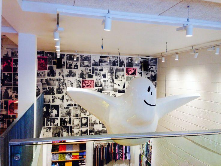 KINSA in London - Supreme Store Soho