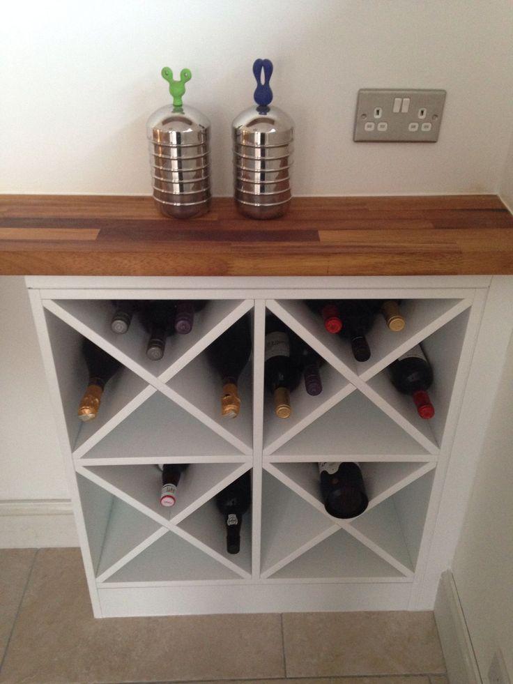 Pin By Diana Lohrman On Cute Home Ideas Wine Rack