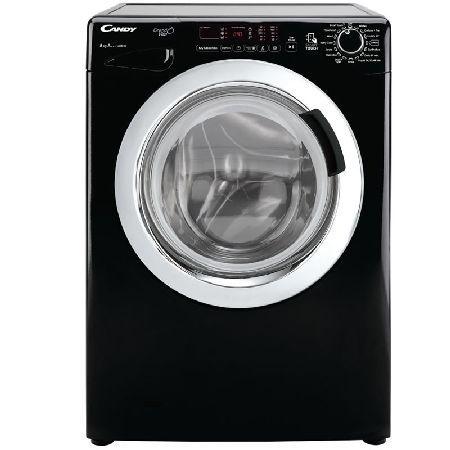 Candy GVS148DC3B 1400rpm Washing Machine 8kg Load Class A  Black (Barcode EAN=8016361925199) http://www.MightGet.com/april-2017-1/candy-gvs148dc3b.asp