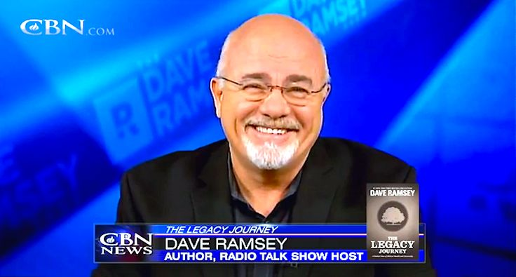 Financial guru Dave Ramsey: Jesus was wrong to say rich people can't go to heaven