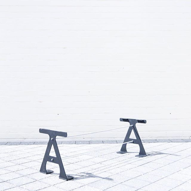Now in store, view our Laser A bench bases in two different thicknesses. See the fully welded base, and the self-assemble bolt together kit. Open 10-4 today, later if it's busy. . . . . . #shopindustriale #beaufortstreet #inglewoodperth #furnituredesign #designstudio #furnituremaker #minimalism #minimalist #minimalistdesign #industrialmaterials #blackandwhite #perthdesign #perthcreatives #perthfurniture
