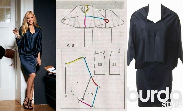 Шьем платье:частые проблемы и их решение