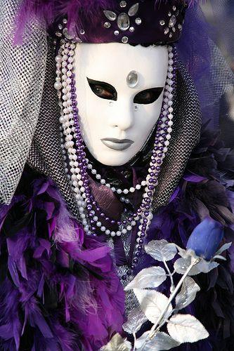 The Blue Rose | The Blue Rose. Carnivale in Venezia 2008. Ve… | Flickr