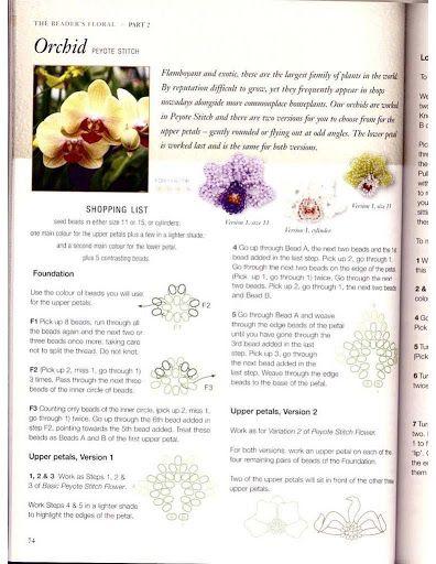 The Beader's Floral - Poii Abalorios - Picasa Web Albums