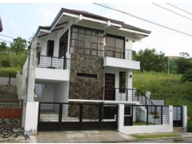 House And Lot For Sale At Kishanta Subdivision In Talisay