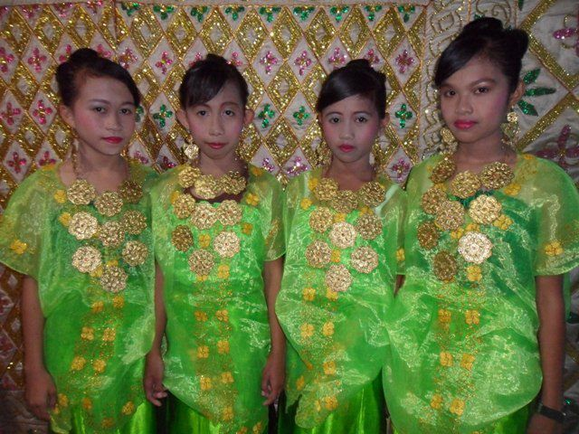 my cousin wedding, deng tuti