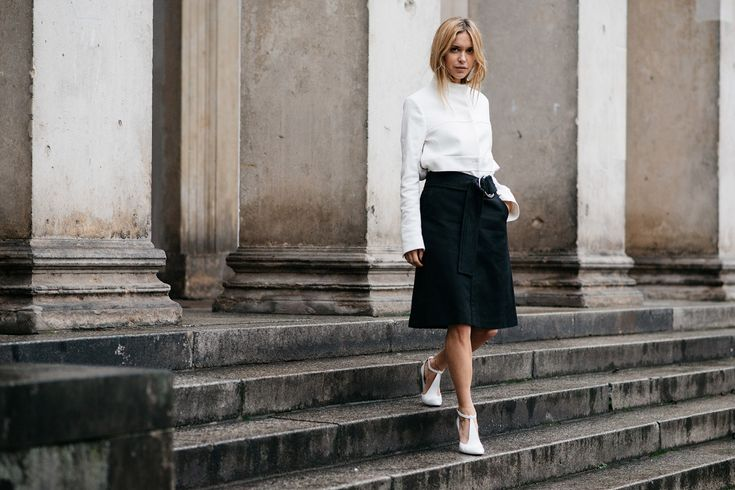 Pernille working black & white. Berlin. #LookDePernille