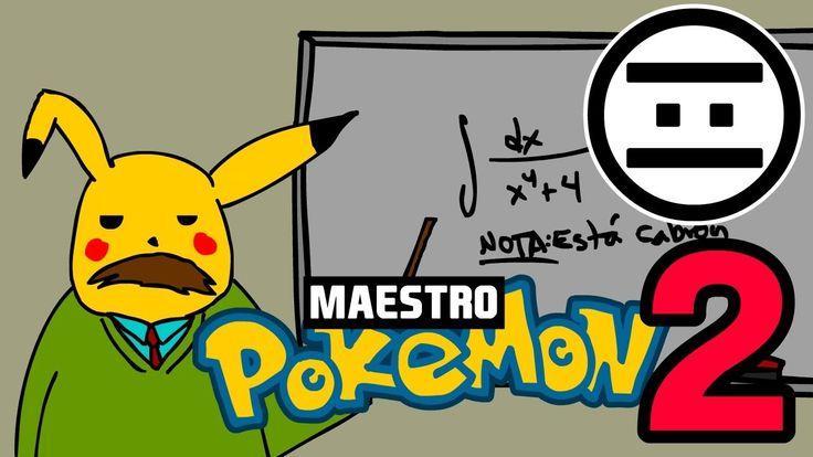 #NEGAS - Maestro Pokemon 2