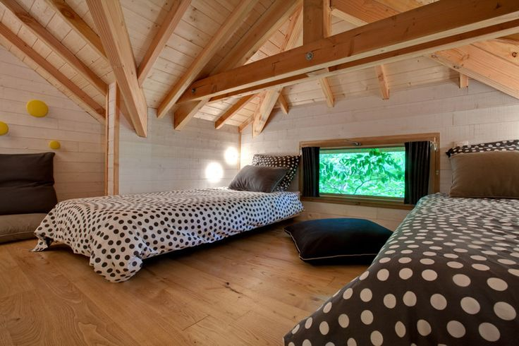 Hut and Breakfast - Spa - tropical sauna in Corrèze in the Limousin