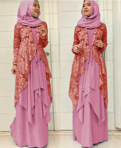 138 Best Images About Gamis Hijab On Pinterest Kaftan