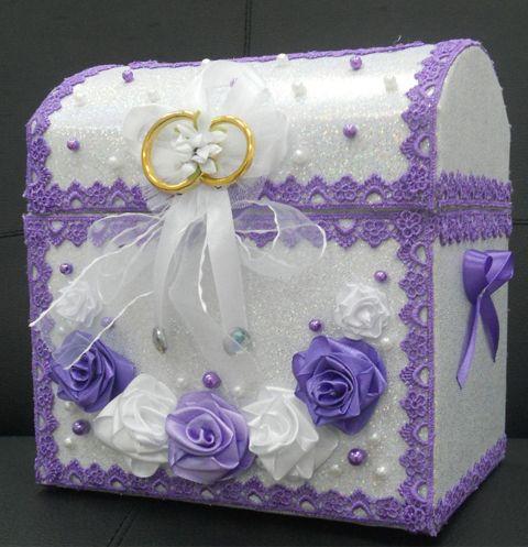 Сундучок для денег на свадьбу своими руками - как сделать свадебный сундук самостоятельно?