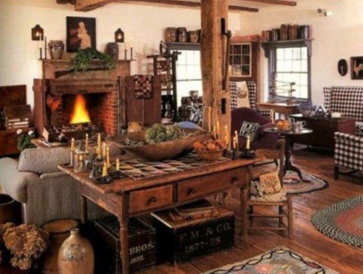 1571 Best Primitive Decorating Ideas Images On Pinterest Primitive Decor Primitive Furniture