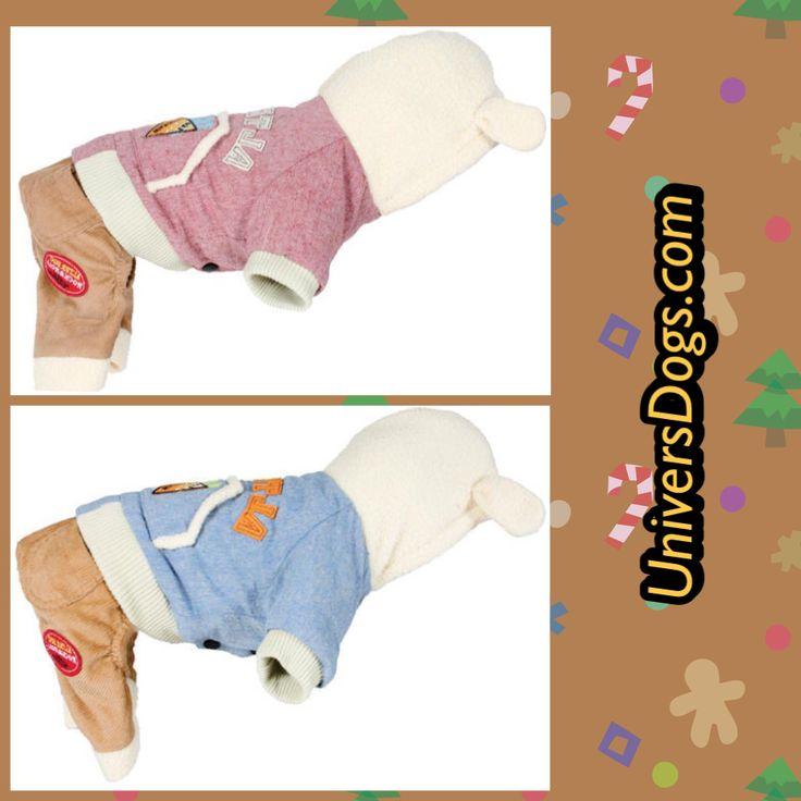 Haut et pantalon pour chien / plusieurs taille disponible