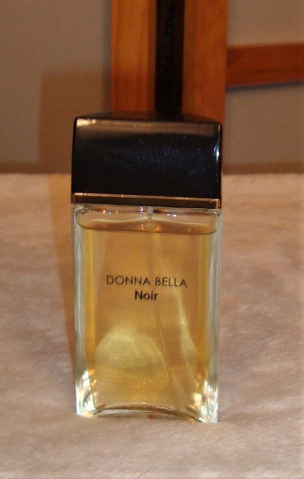 New Donna Bella Noir 1.7 Oz Eau De Parfum Spray Perfume #DiamondCollection