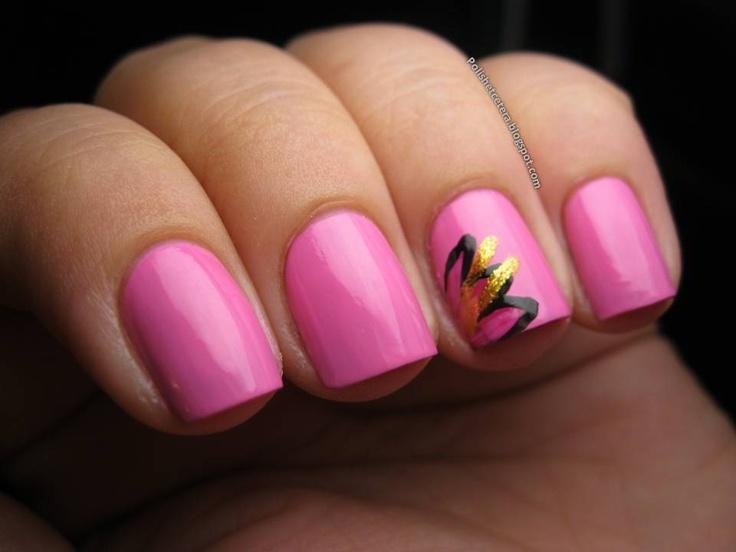 52 best Nail Art: Ring Finger images on Pinterest | Nail scissors ...