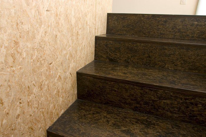 Osb Board Flooring ~ The best osb wood ideas on pinterest painted