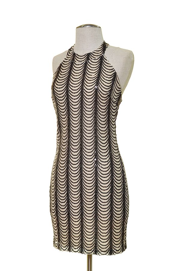 Harry and Zoe - Eyelash Sequin Halter Dress, $49.00 (http://www.harryandzoe.com/eyelash-sequin-halter-dress/)