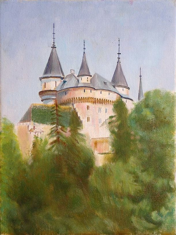 Bajmóc várkastélya (Felvidék)
