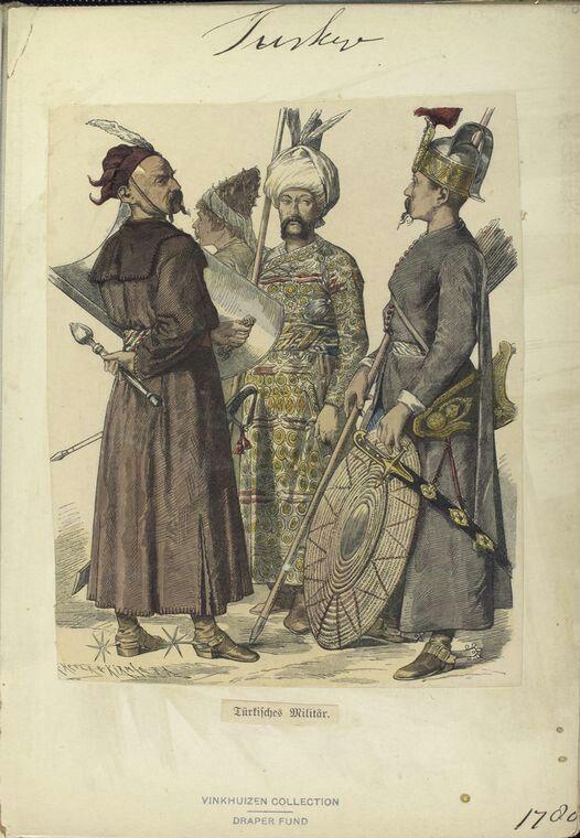 Timarli (?) Sipahi (1780 CE (?) Ottoman Turk Warrior)