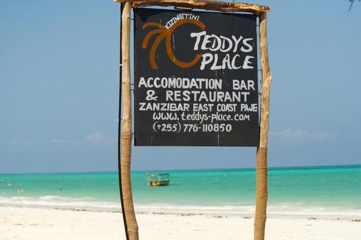 New Teddy's Place  Paje, Zanzibar, Tanzania