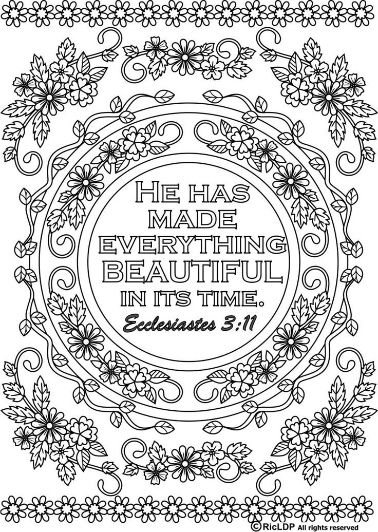 20 best Scripture Coloring Pages images on Pinterest | Abc ...