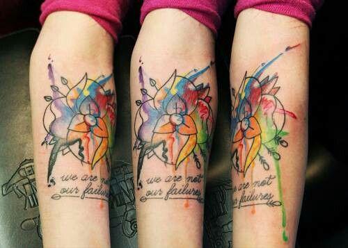 La dispute - Tattoo