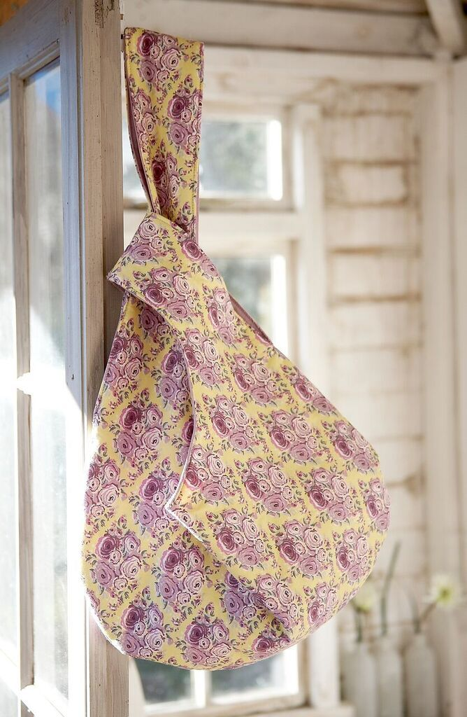 This stunning bag is actually very simple to make, and can be made as large or as small as you like! Try making it up in different fabrics,...