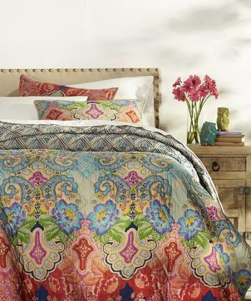 Glenneyre Quilt - Cotton Voile Quilt - Cotton Quilts - Quilts And Coverlets | HomeDecorators.com