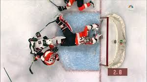Flyers Goalie Michal Neuvirth Made The Sickest Save Of The NHL Season To Earn His Team A Victory