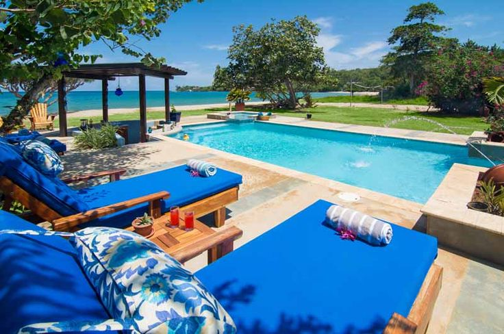 215 best images about vacation rentals on pinterest for Jamaica vacation homes
