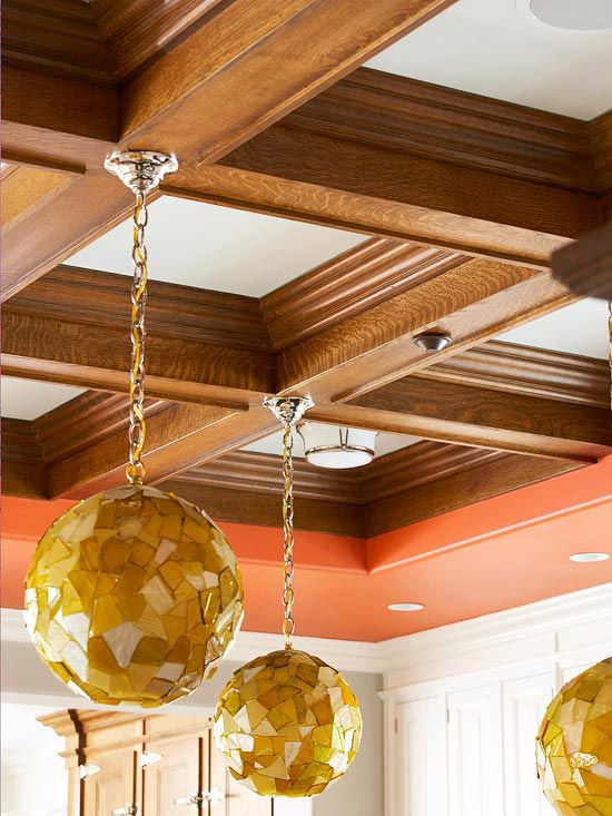 102 Best Images About Ceiling Beams On Pinterest