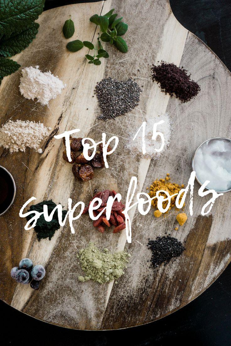 15 Superfoods, die in keiner Ernährung fehlen sollten – Alive Foods