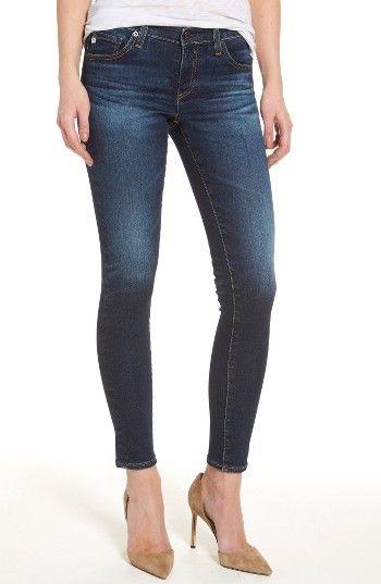 AG The Legging Ankle Super Skinny Jeans (04 Years Rapid) | Nordstrom - Nordstrom