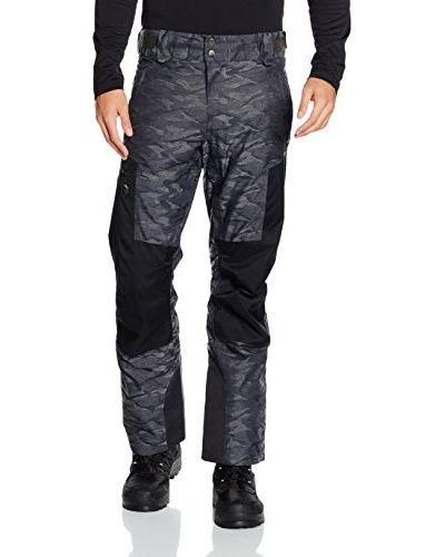 Peak Performance Pantalone da Sci Supreme Courchevel Camo [ [Nero/Cemento]]