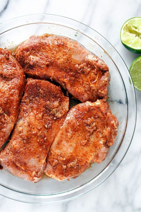 Yummy pork chop recipes baked bone in from top chefs