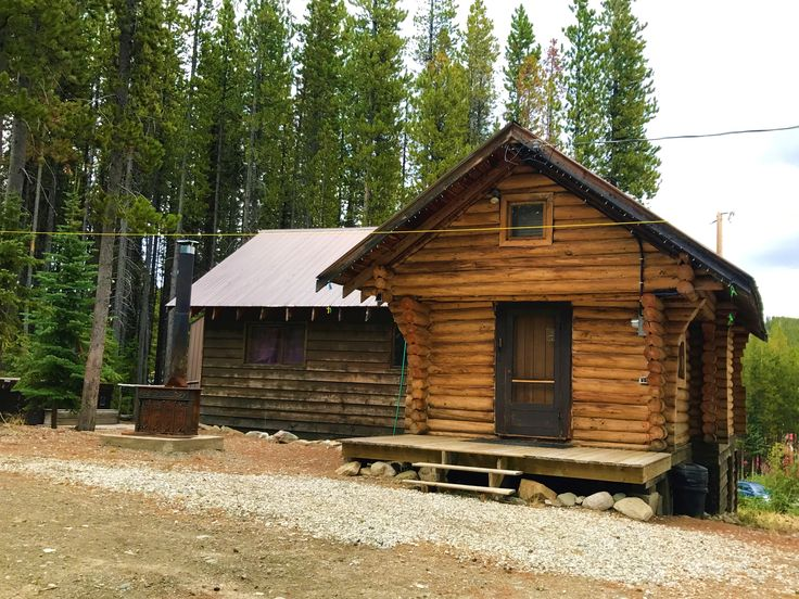 Ski-in and ski-out cabin at Mt.Baldy ski hill in Oliver, BC. Only $239,000 for this rustic cabin on a large lot with plenty of storage, parking and hot tub! #skibaldy #mtbaldy #oliverbc #pentictonbc #osoyoosbc