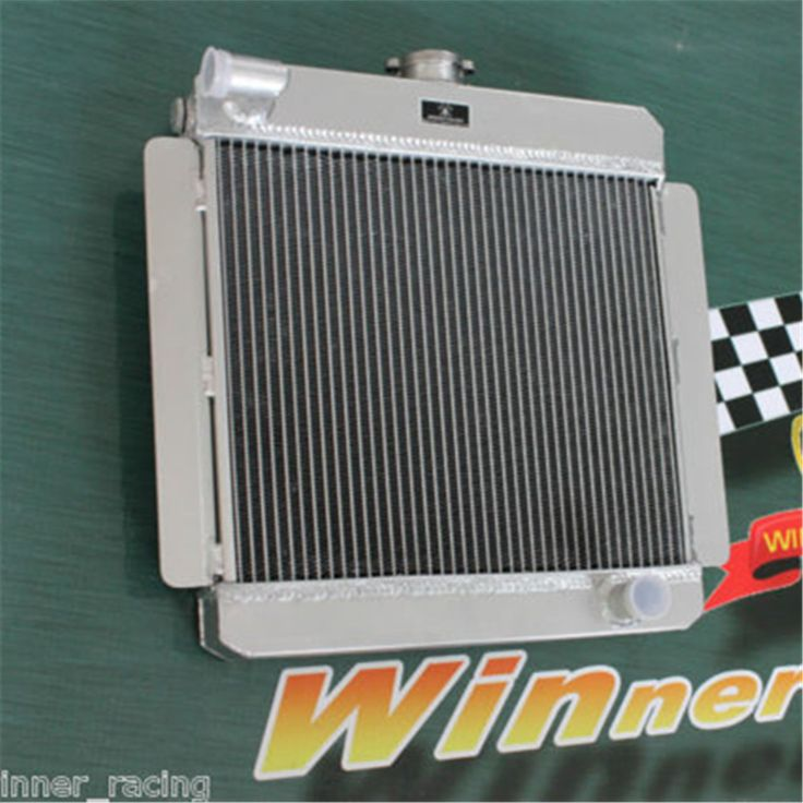 56MM ALLOY RADIATOR For FORD ESCORT MK1/MK2 PINTO/MEXICO RS2000 M/T HIGH PERFORMANCE radiator