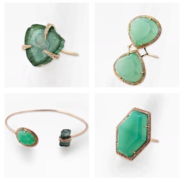 Jade jewelry