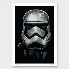 Storm Trooper Art Print by Yhodesign