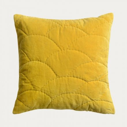 Siena Cushion Cover - Mustard Yellow | Cushion covers | Living | Spring | Linum