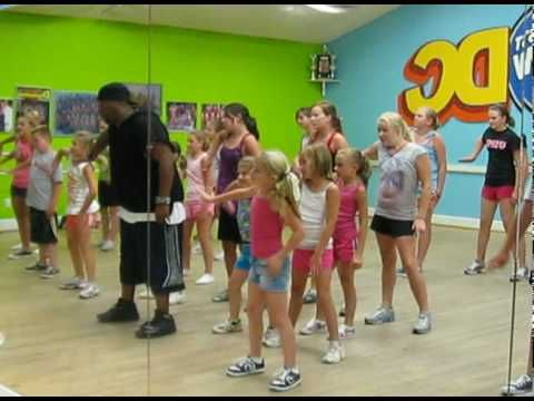 "Hip Hop Dance Moves For Kids Tutorial Jump Song.  Not a great quality video - but my kids would love to learn these dance moves and I can definitely use the ""jump song!"""