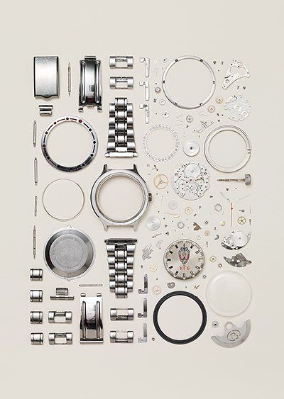 Things Come Apart by Todd McLellan - in pictures
