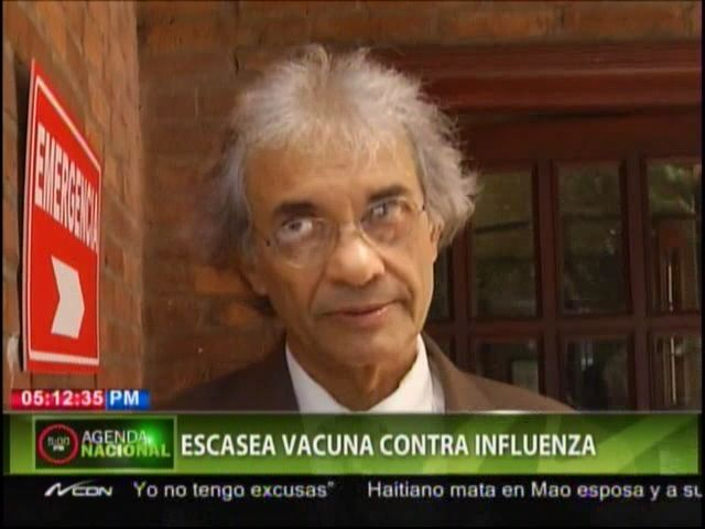 Alertan De Escasez De Vacuna Contra La Influenza #Video