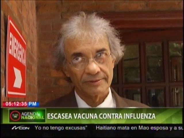 Alertan De Escasez De Vacuna Contra La Influenza #Video