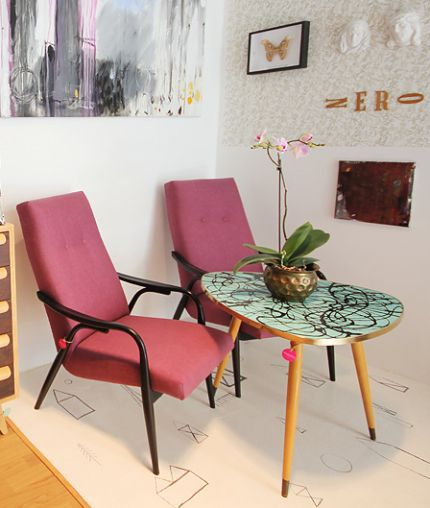 retro modern furniture, midcentury modern, Czechoslovakia design